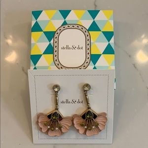STELLA & DOT RORY DROP EARRINGS